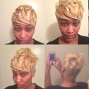 Blonding ova Everything