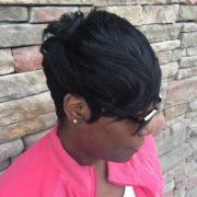 PM Shines Demi Color for a Pop of Color @mercedehightower