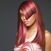 Paul Mitchell XG Pop Color with Pink Panels