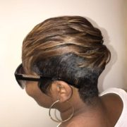 Chestnut Base color with Hi-Lites and Low Lites --Phyto Relaxer @sheritacherry