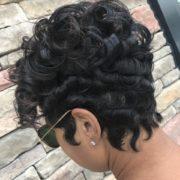Soft waves. w/loose curls w/Demi Color @sheritacherry