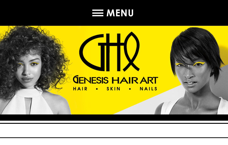 Genesis Hair Art